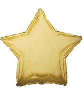 "9"" Airfill CTI Antique Gold Star M134"