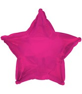"4.5"" Airfill CTI Hot Pink Star M158"