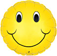 Smiley Face Discount Balloons