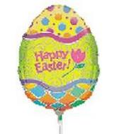 "14"" Airfill Mini Happy Easter Egg"