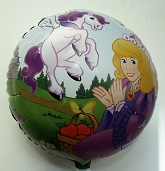 "18"" Every Thing Fairy Tale Mylar Balloon"