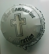"18"" First Communion Celebration"