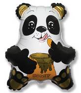 "22"" Panda with Honey"