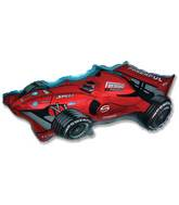 "36"" Formula Racing Car Red"