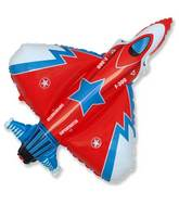 "38"" Super Fighter Jet Plane Balloon"