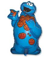 "32"" Sesame Street Cookie Monster"