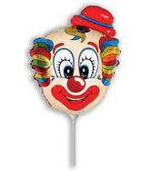 Airfill Only Clown Head Balloon