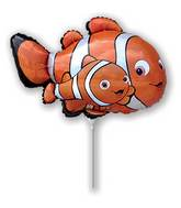 Airfill Only Clownfish 2 Balloon