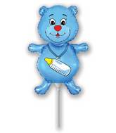 Mini Airfill Bottle Bear Blue