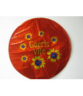 "18"" Gueris Vite Mylar Balloon"