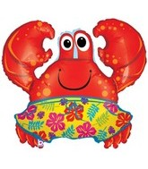 Crab Balloons Wholesale Foil Balloons