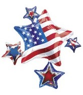 America Balloons Wholesale Foil Balloons