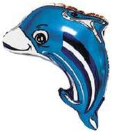 Dolphin Balloons Wholesale Foil Balloons