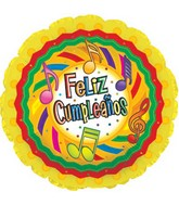 Spanish Celebration Balloons Wholesale Mylar Balloons