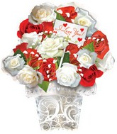 Rose Balloons Wholesale Mylar Balloons
