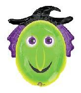 Witch Balloons Wholesale Mylar Balloons
