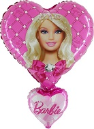 "28"" Barbie Hearts"