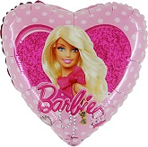"18"" Barbie Balloon"