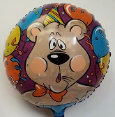 "18"" Make A Wish Birthday Balloon"