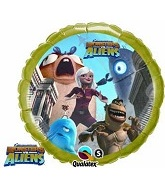 "18"" Monster Versus Aliens"