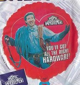 "18"" Home Improvement Balloon (Slightly Damaged)"
