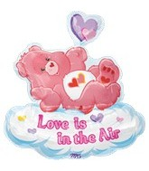 "29"" Love Is In The Air Care Bear"