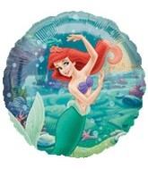 "18"" Disney Princess Ariel Underwater"