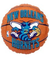 "18"" NBA New Orleans Hornets Basketball"