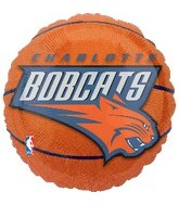"18"" NBA Charlotte Bobcats Basketball"