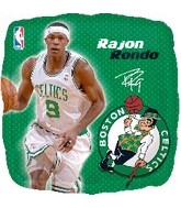 "18"" NBA Rajon Rondo Basketball Balloon"