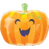 "18"" Shape Cute Pumpkin"