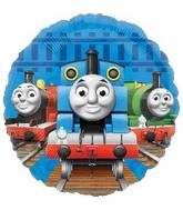 "9""  Airfill Thomas the Tank Engine Group"