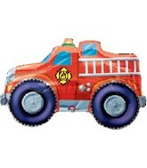 "33"" Rescue Team Fire Engine Truck"