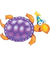 "36"" Leap Frog Friends Turtle Balloon"