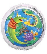 "18"" Leapfrog and Friends Happy Birthday"