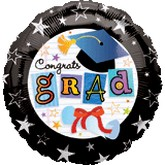"18"" Graduation Wishes"