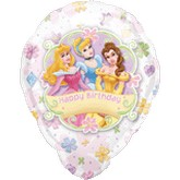 "18"" Disney Princesses Personalize"
