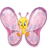 "27"" Looney Tunes Tweety Fairy"