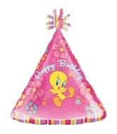 "18"" Happy Birthday Tweety Personalize"
