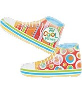 "34"" Cool Birthday Sneakers SuperShape"