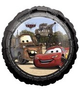 "18"" Disney Cars Movie Mylar Balloon"