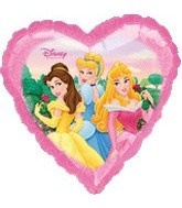 "18"" Disney Princesses Party Balloon"