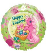 "18"" My Little Pony Easter Balloon"