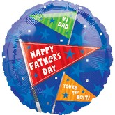 18&#39&#39 Father&#39s Day Pennant Banner