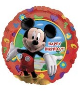 "18"" Mickey&#39s Clubhouse Happy Birthday"