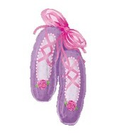"39"" Jumbo Ballet Slippers Shoes"