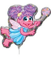 (Airfill Only) Abby Cadabby Balloon Shape