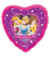 "32"" Princess Valentine Doo Dads"