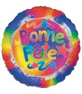"18"" Bonne Fette Balloon (French)"
