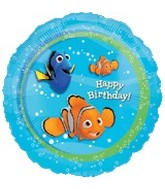 "18"" Finding Nemo Birthday Dory Party"